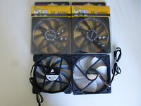 Enermax TB Silence, Fractal Design Silent Series 120 mm Case Fan