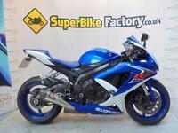 2009 09 SUZUKI GSXR600 K8