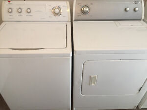 Whirlpool Washer/Electric Dryer Set