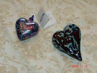 Glass Heart Collectibles By Glass Eye Studio