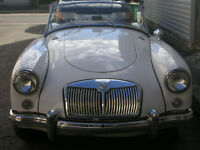 1958 MGA Roadster for sale