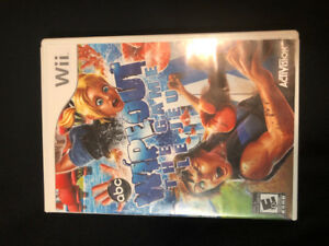 Wipeout the game (Wii)