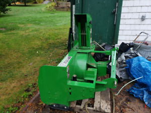 John Deer Snowblower Attachment for John Deer Tractor