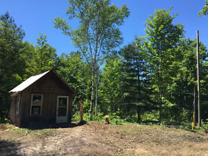 harbot, Eagle Lake, waterfront deal, Parham, cottage, TLC