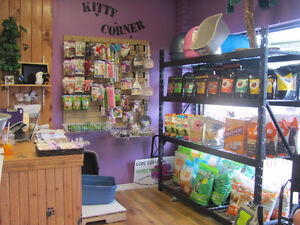 Pet Grooming & Pet Store