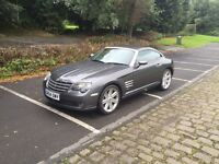 Chrysler crossfire 3.2 v6 mx5 350z roadster