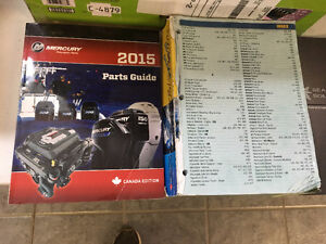 MARINE PARTS CATALOGUES