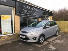 2013 Ford C-Max Zetec 1.6 Tdci 7 Seater grey Only 60k