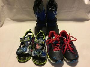 Boys Shoes - Size 11C
