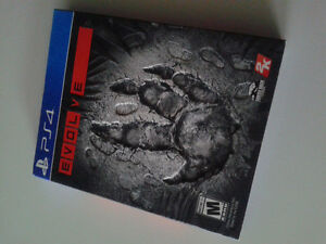 "$15 !!    PS 4  GAME  /  "" EVOLVE """