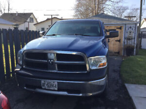 2010 Dodge Ram pickup 1500 4x4 4.7 l engine