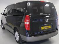2016 Hyundai i800 2.5 CRDi SE 5dr Auto Diesel black Automatic