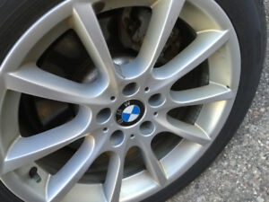 18 inch BMW Winter Rims for sale for 5 and 7 series