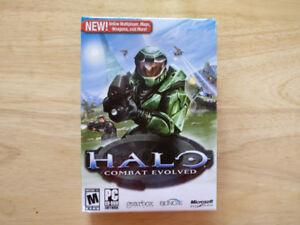 Selling Halo & Halo 2 for PC SEALED