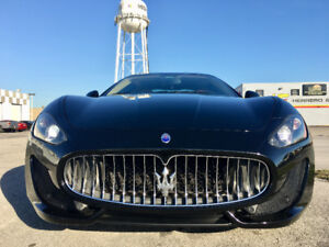 2012 Maserati Gran Turismo Sport MC Coupe (2 door)