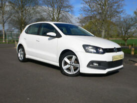 2013 Volkswagen Polo 1.2 R-LINE STYLE 5d 69 BHP