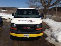 Trade 2004 Savana GMC3500 1 ton White Cargo Van NEW MVI