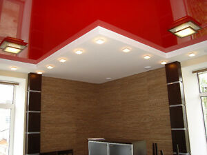 stretch ceilings/plafond tendu