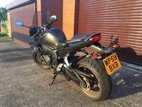 2010 YAMAHA FZ1 1000cc R1