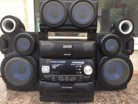 Bush stereo