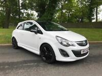 Vauxhall Corsa 1.2i Limited Edition 2013 - CHEAP INSURANCE / CHEAP ROAD TAX!