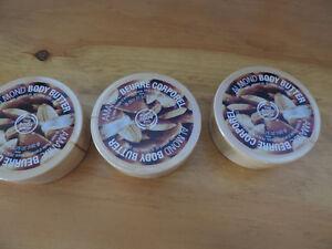 The Body Shoppe Almond Butter body cream
