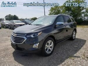 2018 Chevrolet Equinox Premier  - Leather Seats -  Bluetooth -