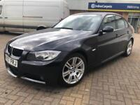 2007 BMW 3 Series 2.0 318i M Sport Edition 4dr and mot