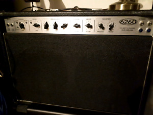 Tube & Solid State Amps