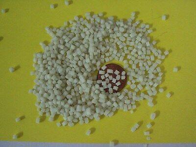 Tpx-htn-01027a Nylon 33 Gf Natural Plastic Pellets Resin Material 10 Lbs