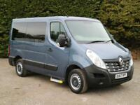 2017(67) RENAULT MASTER SL28 BUSINESS ENERGY L1H1 4SEAT WHEELCHAIR ACCESS MINBUS