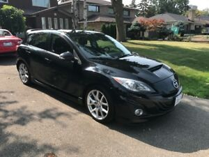 2010 Mazda MAZDASPEED3 Hatchback