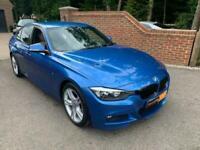 2015 (15) BMW 3 SERIES 330D M-SPORT AUTO + JUST 30,000 MILES + PRO NAV