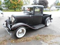 All Steel 1932 Ford Pick Up