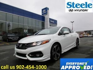 2014 Honda CIVIC SI navi backup camera sunroof 6-SPEED