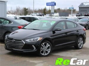 2018 Hyundai Elantra GLS | LEATHER | SUNROOF | SAVE $7,342 VS...