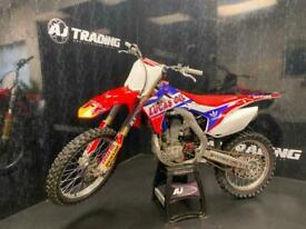 Honda CRF 250 2014 (MX / ENDURO / MOTOCROSS / DIRT BIKE) @ AJ TRADING