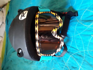 Great condition kids helmet/goggle combo