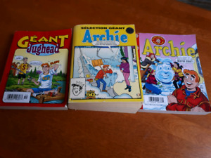 Archie comics french giant
