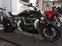 DUCATI XDIAVEL S BRAND NEW 1 BIKE IN STOCK. BEAT THE WAITING LIST.