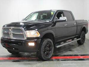 2013 Ram 2500 Laramie Longhorn   - Sunroof - Cooled Seats -  Hea