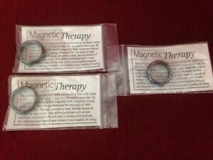 New Magnetic Therapy Rings $15 each