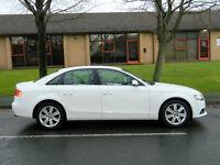 2011 11 Audi A4 2.7 TDI SE Multitronic 4dr WITH FSH+CRUISE+PARKING SENSORS+DRL