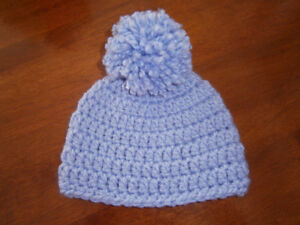 Bulky Hand Crochet Hats, Babies to Adult Sizes, starting at $12