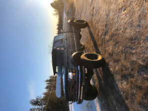 1996 F250 extended cab 7.3 Powerstroke OBS