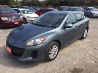 2012 Mazda Mazda3 GS-SKY Sedan (Accident Free) Mississauga / Peel Region Toronto (GTA) Preview