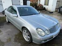 52 Mercedes-Benz E320 3.2 auto Elegance LOW MILES £1995