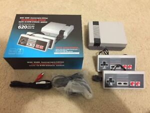 NES Nintendo Classic with 620 games