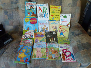 Dr. Seuss and The Cat in the Hat Books