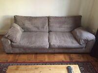 Grey sofa for sale